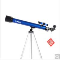 美国米德MEADE天文望远镜无限50AZ60AZ70AZ高清高倍可接相机观月球木星