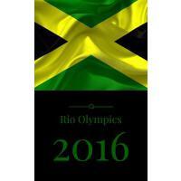 【预订】Rio Olympics 2016: Jamaica flag Rio Olympic 2016 cover,