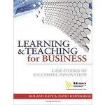 【预订】Learning and Teaching for Business 9780749440251