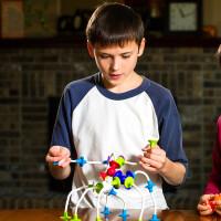 儿童益智玩具宝宝构建拼搭组合积木扭扭乐3-6周岁男女小孩