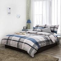 四件套全棉纯棉床品套件床上用品1.8m双人多件套三件套1.5m床