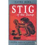 Stig of the Dump (A Puffin Book)采石场里的洞穴人 ISBN9780141354859