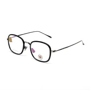 明治/KHDESIGN 文艺眼镜框男女潮复古 眼睛框镜架圆脸平光眼镜配度数近视眼镜KS1727