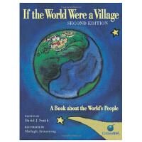 英文原版 假如地球是一个100人的村庄 精装绘本 Shelagh Armstrong 看世界CitizenKid系列 I