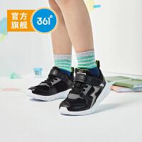 【儿童节立减价:98.6】361度童鞋 男童跑鞋2020年夏季大网孔透气小童鞋休闲运动鞋男小童跑步鞋运动鞋