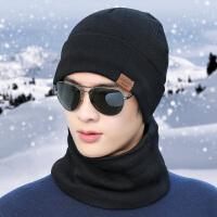 冬季男士帽子青年户外骑行防风帽东北加绒加厚套头帽保暖护耳棉帽