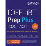 TOEFL IBT Prep Plus 2020-2021: 4 Practice Tests + Proven St