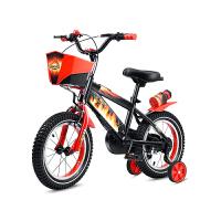 儿童自行车3-6-8岁单车自行车儿童脚踏车男孩女孩小孩自行车14寸