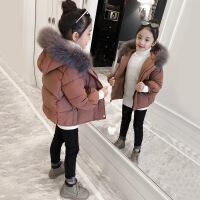 №【2019新款】小朋友穿的女童棉衣洋气冬装外套儿童女孩加厚羽绒宝宝棉袄