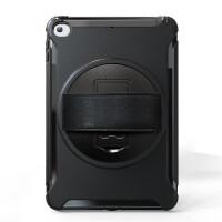 2019新款ipad mini5保护套苹果迷你4/3/2防摔全包平板电脑支架壳1 mini4/5通用 黑色