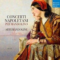 现货 [中图音像]十八世纪曼陀铃协奏曲 Concerti Napoletani per Mandolino