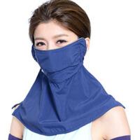 夏季防晒大口罩女护颈防尘防雾霾口罩遮脸面罩
