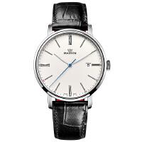 瑞士Marvin摩纹-原点ORIGIN系列 M025.13.25.74 石英男士手表
