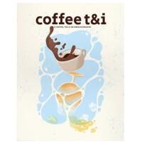 【2020年77期现货】美食杂志coffee t&i咖啡茶与冰淇淋2020年7-8月 77期 Nicola Zanett