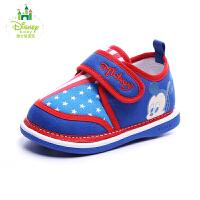 【99元任选2双】迪士尼Disney童鞋幼童鞋子特卖童鞋宝宝学步鞋(0-4岁可选)DH0081