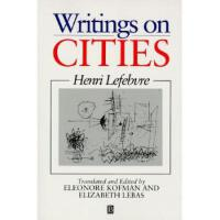 【预订】Writings On Cities 9780631191889