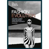 现货 设计博物馆 时尚进化:塑造现代时尚的250款造型 英文原版 The Design Museum:Fashion