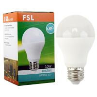[当当自营]佛山照明FSL LED灯泡大口10W超炫球泡E27黄/白光任选