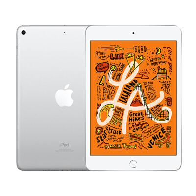 【当当自营】Apple iPad mini 2019年新款平板电脑 7.9英寸(64G WLAN版/A12芯片/Retina显示屏)银色 性能怪兽,畅享手游!身量小,能量大!