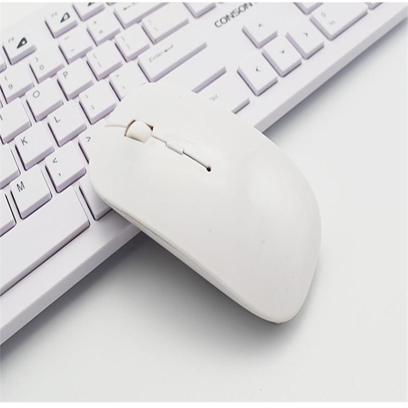 S17 无线鼠标 (可充电鼠标无声静音鼠标 适用联想华硕笔记本 家用办公女生)