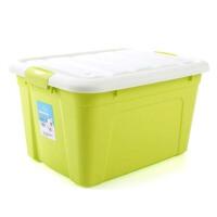 特大号收纳箱塑料衣物被子收纳箱家用储物箱整理箱收纳盒
