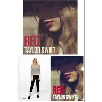 正版Taylor Swift 泰勒史薇芙特:红CD (限首批赠限量文件夹)