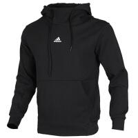 Adidas阿迪达斯男装运动卫衣休闲连帽套头衫FJ0187