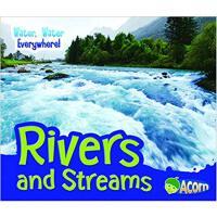 【预订】Rivers and Streams 9781484604489