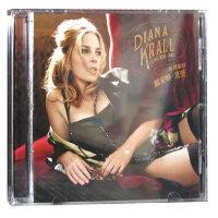 【正版现货】Diana Krall 戴安娜克劳 玩偶娃娃 CD