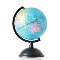 得力办公用品地球仪教学地理课桌面学生文具家用办公客厅摆件3033