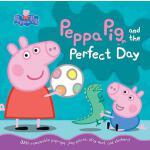 【预订】Peppa Pig and the Perfect Day