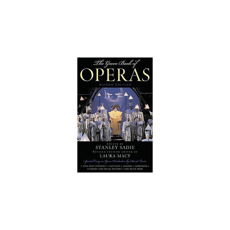【预订】The Grove Book of Operas 预订商品,需要1-3个月发货,非质量问题不接受退换货。