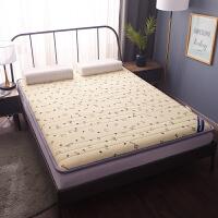 全棉防水床垫1.5m床学生宿舍床褥1.8床家用榻榻米0.9m床1.0单人垫被