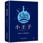 小王子(全新精装典藏版,李玉民法文直译,附赠《小王子书迷驯养手册》)
