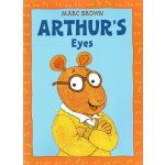 英文原版绘本 Arthur's Eyes 亚瑟小子的眼睛 吴敏兰书单推荐 Marc Brown 儿童启蒙图画故事书
