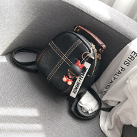 女士背包2018新款时尚ins超火小双肩包韩版英伦风休闲森系旅行包