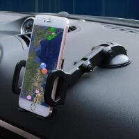 SHUNWEI 车载手机支架汽车用出风口吸盘手机座导航多功能通用前档玻璃支架