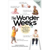现货 奇迹周 无压力解读宝宝行为指南 英文原版The Wonder Weeks:A Stress-Free Guide