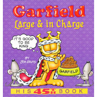 Garfield Large and in Charge加菲猫系列 ISBN9780345491725