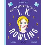 英文原版 了不起的女孩:J.K.罗琳 Work It, Girl: J. K. Rowling: Boss the b