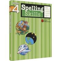 Harcourt Family Learning - Spelling Skills Grade 4 哈考特家庭辅导拼写