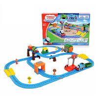 费雪托马斯电动系列之多多岛百变轨道套装男孩轨道玩具