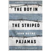【现货】英文原版 穿条纹睡衣的男孩 The Boy in the Striped Pajamas 同名电影原著 纽约时报