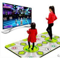 学习娱乐健身跳舞毯家用跳舞机带卡电视电脑两用双人多功能加厚跳舞毯