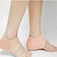 穿在袜子里的隐形内增高鞋垫女仿生后跟套男面试体检硅胶增高2.5