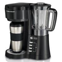 【当当自营】 汉美驰(HamiltonBeach)单杯美式 冰咖啡机 40918-CN(黑色)