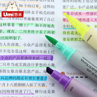 涂鸦笔荧光笔韩国可爱笔创意文具颜色笔手账笔彩色记号笔水粉笔