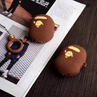 【新品】保护套2保护壳苹果无线蓝牙耳机iphone二代猿人头套漫威硅