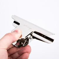 广博(GuangBo)3只装102mm金属山形票夹子票据夹PJ5212