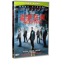 盗梦空间 盒装D9 DVD Inception 奠基 电影dvd碟片